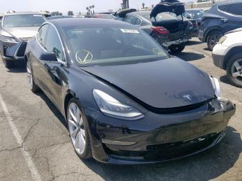 Salvage Tesla Model 3