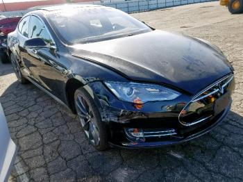 Salvage Tesla Model S